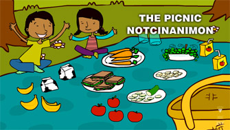 The picnic / Notcinanimon